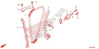 CAM CHAIN   TENSIONER for Honda CRF 250 L RED 2013