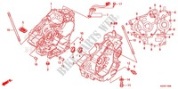 CRANKCASE/OIL PUMP Engine 250 honda-motorcycle CRF 2013 E_15