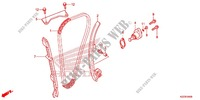 CAM CHAIN/TENSIONER Engine 250 honda-motorcycle CRF 2014 E_04