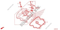 CYLINDER HEAD COVER for Honda CRF 250 L 2014