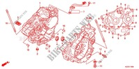 CRANKCASE/OIL PUMP Engine 250 honda-motorcycle CRF 2014 E_15