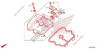 CYLINDER HEAD COVER Engine 250 honda-motorcycle CRF 2014 E_01