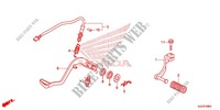 STEP/PEDAL Frame 250 honda-motorcycle CRF 2014 F_29