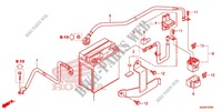 TOOLS/BATTERY BOX Frame 250 honda-motorcycle CRF 2014 F_37
