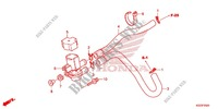 --- ELECTROVANNE INJECTION D'AIR Honda motorcycle microfiche diagram CRF250ME 2014 CRF 250 M BLACK