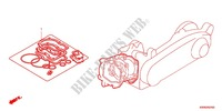 GASKET KIT A Engine 125 honda-motorcycle PCX 2013 EOP_1