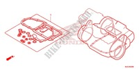 GASKET KIT B Honda motorcycle microfiche diagram CBR650FAE 2016 CBR 650 F ABS HRC TRICOLOR