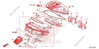 FRONT COVER/AIR CLEANER Honda motorcycle microfiche diagram CBR650FAE 2016 CBR 650 F ABS