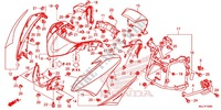 FRONT COWL Frame 750 honda-motorcycle INTEGRA 2014 F_12