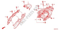 --- CAPOT ARRIERE/SUPPORT Frame 1200 honda-motorcycle CROSSTOURER 2013 F_23_10