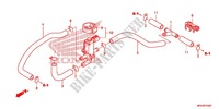 AIR INJECTION CONT. VALVE Frame 1200 honda-motorcycle CROSSTOURER 2013 F_25_20