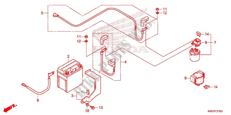 Xr 125 Wiring Diagram