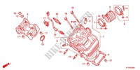 CYLINDER   HEAD for Honda CBR 125 2011