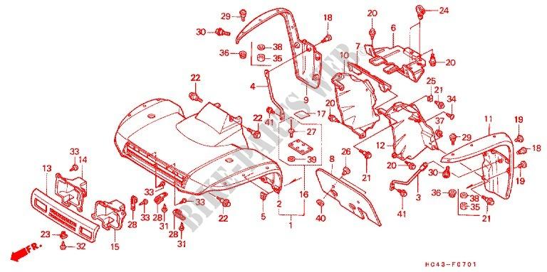 1988 trx300fw diagram