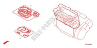 GASKET KIT A (CB13008/S8/A8/SA8) for Honda CB 1300 SUPER FOUR 2008