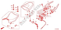 SINGLE SEAT (2) Frame 125 honda-motorcycle CBR 2015 F_23