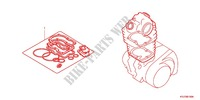 GASKET KIT A for Honda CBR 250 R ABS TRICOLORE 2011