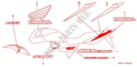 MARQUE (CB1300/A/F/F1) for Honda CB 1300 BLUE 2005