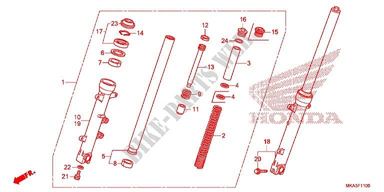 Nc750x Wiring Diagram : Wiring diagram for honda nc gallery