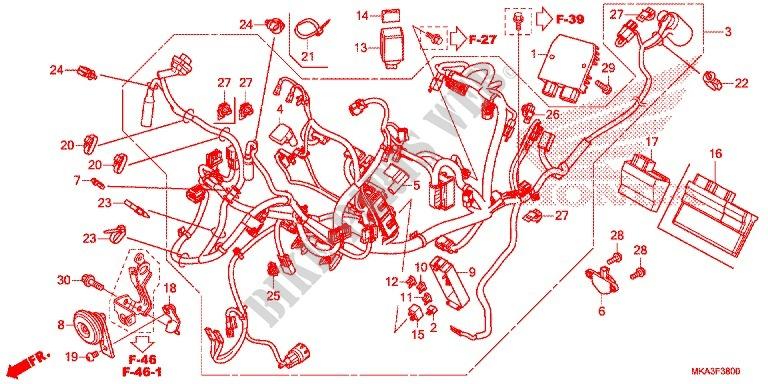 Nc750x Wiring Diagram