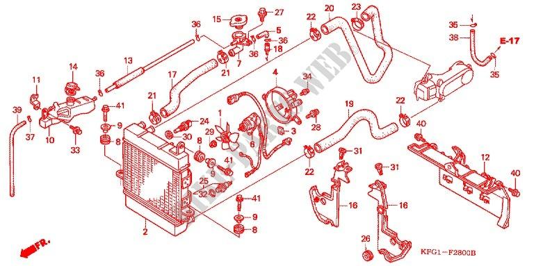 THERMO QTY 1 Honda 37760-MC7-003 SWITCH ASSY.
