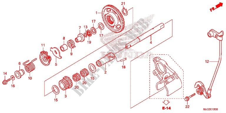 reverse gear engine gl1800bg 2016 gold wing 1800 moto honda rh bike parts honda com