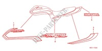 MARQUE (SFX 3J/4J) (SFY) (SF1 2J/3J/4J/5J) for Honda CB 400 SUPER FOUR VTEC WITH STRIPE 2000