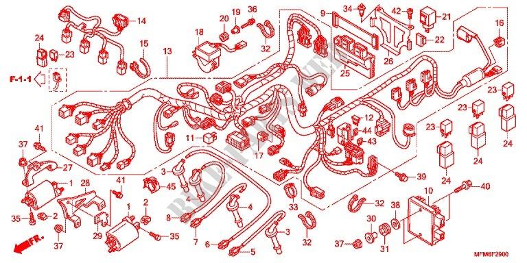 1978 honda cb400t wiring diagram 1978 honda cb550k wiring