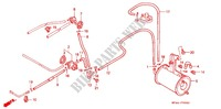 --- CUVETTE (AC) Frame 1500 honda-motorcycle GOLD-WING 1992 F_53