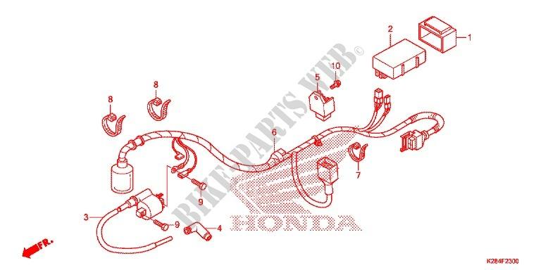 Honda Crf 125 Wiring Diagram