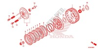 CLUTCH for Honda CRF 250 L RED 2015