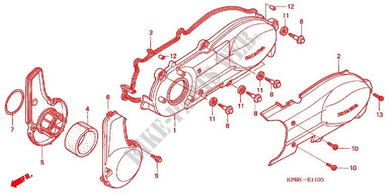 ... Wiring Diagram Honda Reflex on honda reflex parts list, honda tlr 200, schwinn electric ...