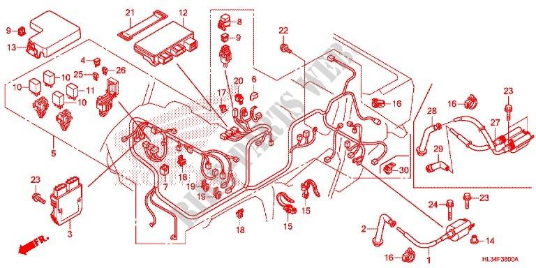 Honda Atv Wiring Diagram 700 - Modern Design Of Wiring Diagram • on honda 400ex wiring diagram, honda big red wiring diagram, atv wiring diagram, honda 300 trx wiring diagram, honda 300 fourtrax parts diagram, honda rancher wiring diagram,
