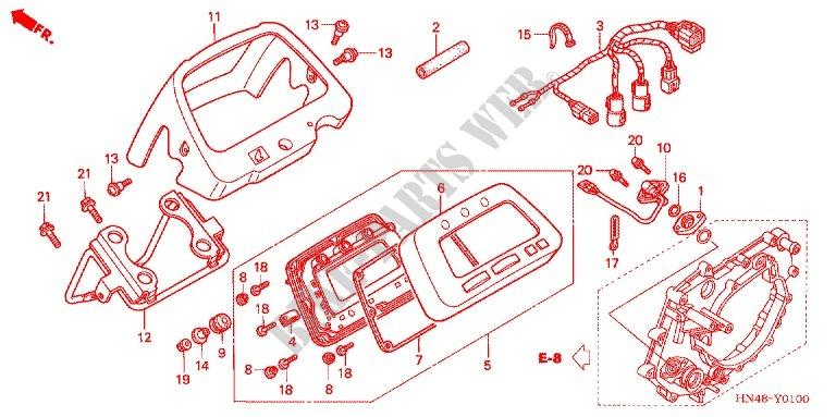 Rancher 350 4x4 Atv Wiring Diagram