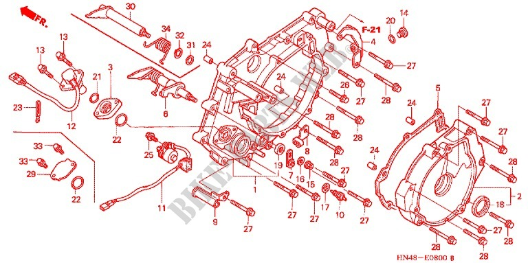 Honda 350 Atv Engine Diagram - Wiring Diagrambenefiz-golfen.de