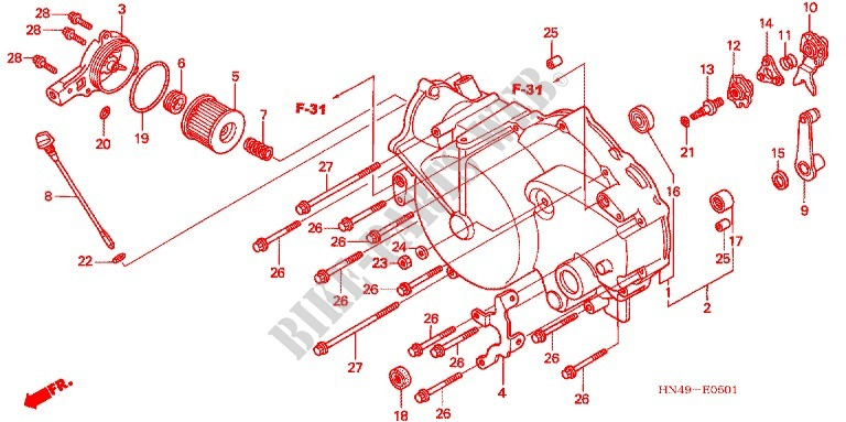 Honda 350 Atv Engine Diagram - wiring diagram on the net on