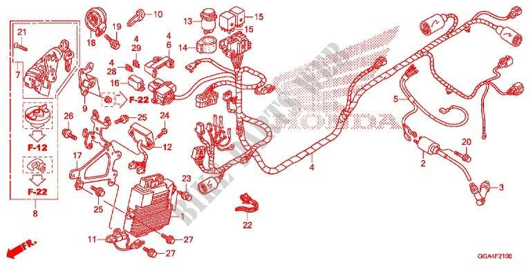 Gy6 Ruckus Swap Wiring Diagram. . Wiring Diagram on