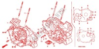CRANKCASE/OIL PUMP Engine 680 honda-motorcycle FOURTRAX 2006 E_15
