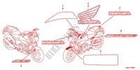 MARK/STRIPE (1) Frame 750 honda-motorcycle NC 2017 F_50