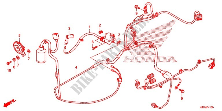 images?q=tbn:ANd9GcQh_l3eQ5xwiPy07kGEXjmjgmBKBRB7H2mRxCGhv1tFWg5c_mWT Wiring Harness Honda Motorcycle Wiring Color Codes