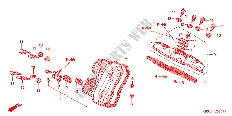 COUVERCLE DE CULE VTR250Y357 Engine VTR2507 2007 VTR 250 ... on toyota 3.5 engine diagram, gm 3.5 engine diagram, tecumseh 3.5 engine diagram, chevy 3.5 engine diagram, dodge 3.5 engine diagram, kia 3.5 engine diagram, nissan 3.5 engine diagram, oldsmobile 3.5 engine diagram, isuzu 3.5 engine diagram, hummer 3.5 engine diagram,