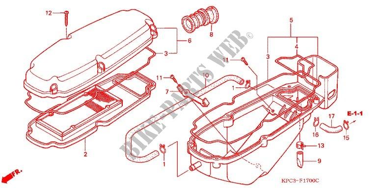 Aamidis Blogspot Com  Wiring Diagram Honda Varadero 125