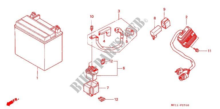 Hazard Warning Switch-Combination Switch Standard DS669T
