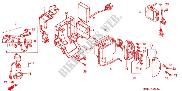 Diagram 1985 Honda Shadow Battery Wiring Diagram Full Version Hd Quality Wiring Diagram Svoengine Arapa Fr