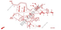 AIR INJECTION SYSTEM (AC) for Honda CBR 1000 RR 2006