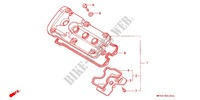 CYLINDER HEAD COVER for Honda CBR 600 F2 SUPER SPORT 1994