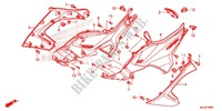 AIR CLEANER/SIDE COVER Frame 700 honda-motorcycle NC 2015 F_19
