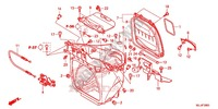 BODY COVER/LUGGAGE BOX/ LUGGAGE CARRIER Frame 700 honda-motorcycle NC 2015 F_38