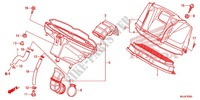 FRONT COVER/AIR CLEANER Frame 700 honda-motorcycle NC 2015 F_20