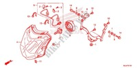 HEADLIGHT/SPEEDOMETER (2) Frame 700 honda-motorcycle NC 2015 F_01